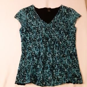 Style &co short sleeve top